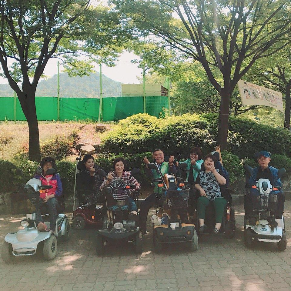 맛있는 밥상 동아리 단체 사진